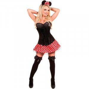 FANCY DRESS SEXY MINI MOUSE