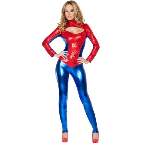 WOMAN SPIDER COSTUME